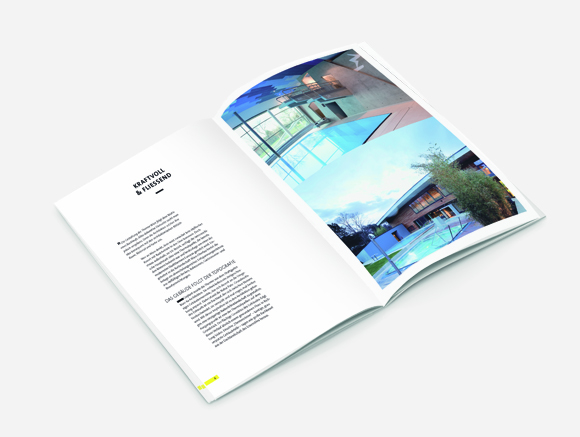 Saint Gobain Weber - Zeitschrift - Einleger - Design - Redesign - Architektur - do up